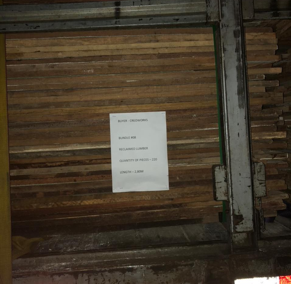 PGWood Reclaimed Hardwood Planks Creo Co