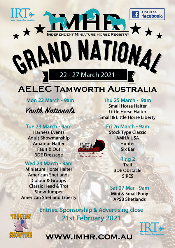 Grand Nationals A4 Poster Schedule (Larg