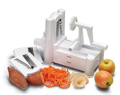 Vegetable Curler and Slicer