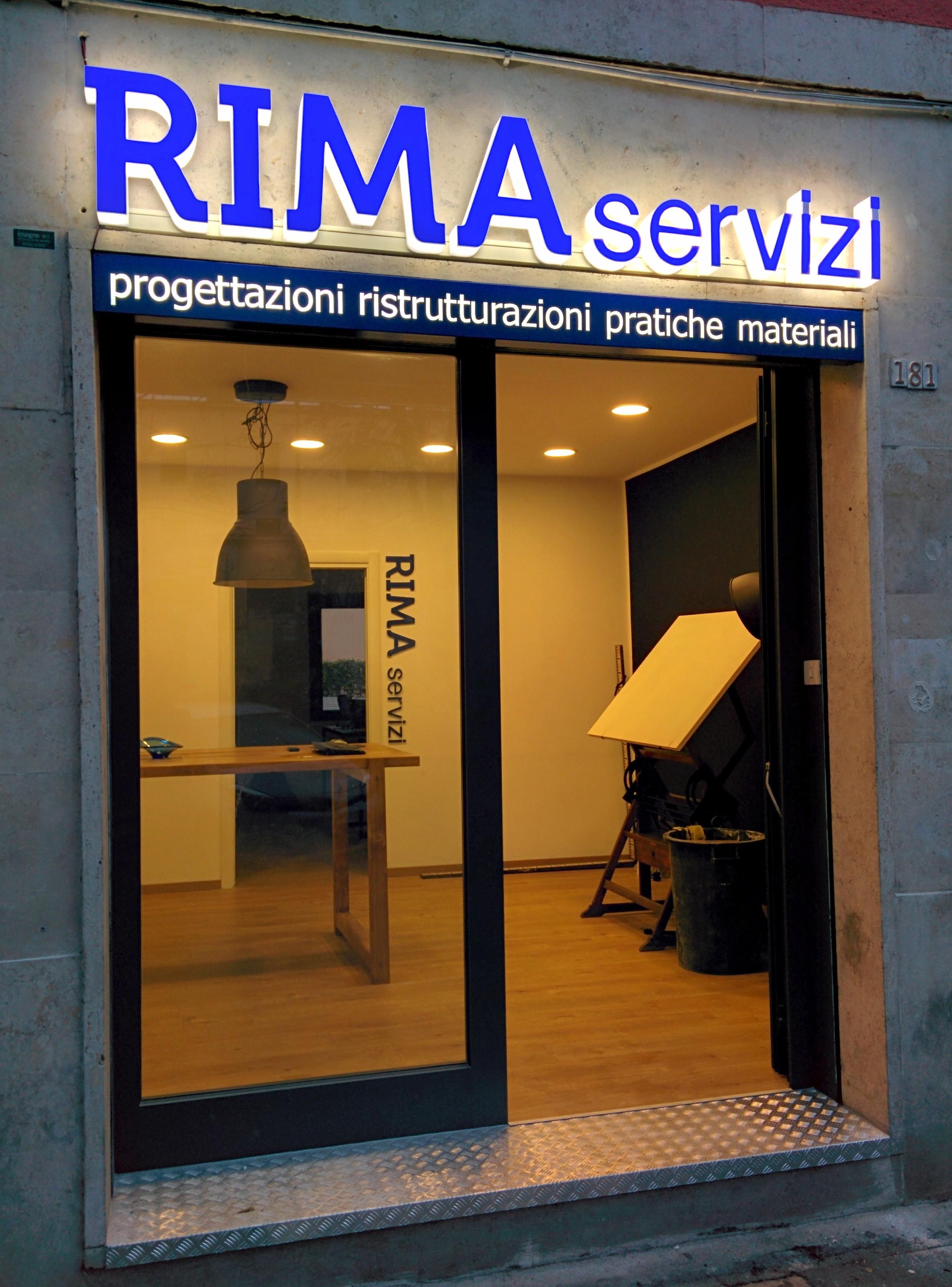 ristrutturazione negozio roma
