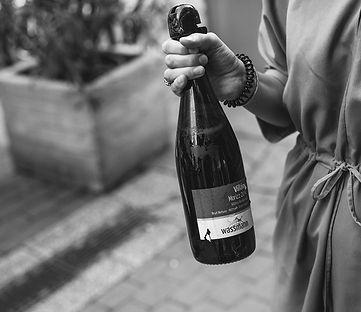biodynmaischer Sekt, biodynamic sparkling wine, Pétillant Naturel, Petnat, Pet Nat, brut nature, handgerüttelter Sekt