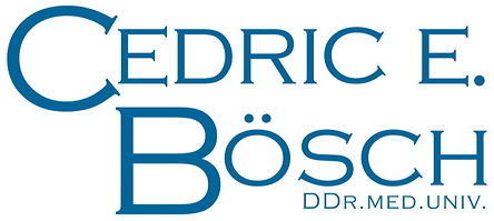 Logo Praxis Doktor Cedric Bösch Plastisc