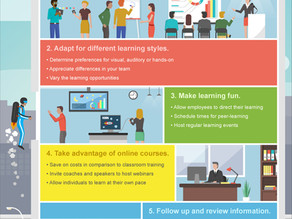 5 Ways to Foster Learning in Your Workplace (Infographic)