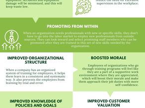 11 Benefits of Training Employees