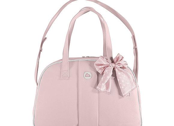 19896 Pink Pram Bag Scarf