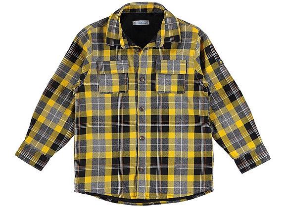 Mayoral Mustard Shirt 4162
