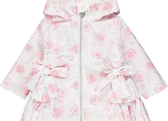 Little A Flamingo Jacket