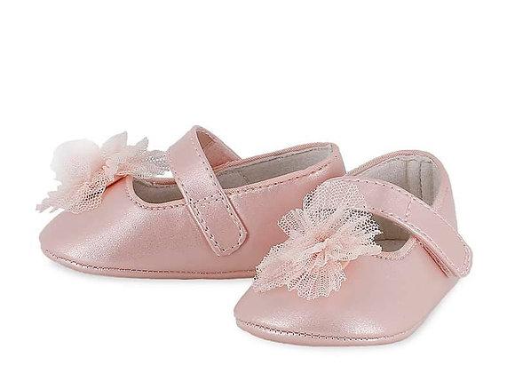 9403 Mayoral Pink Pram Shoes