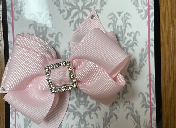 Small Pink Bow