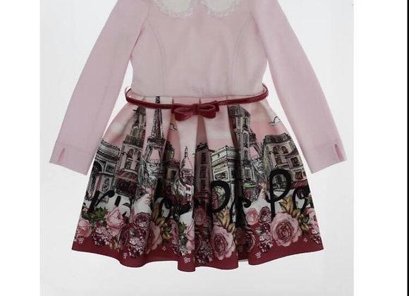 Monnalisa Paris Dress