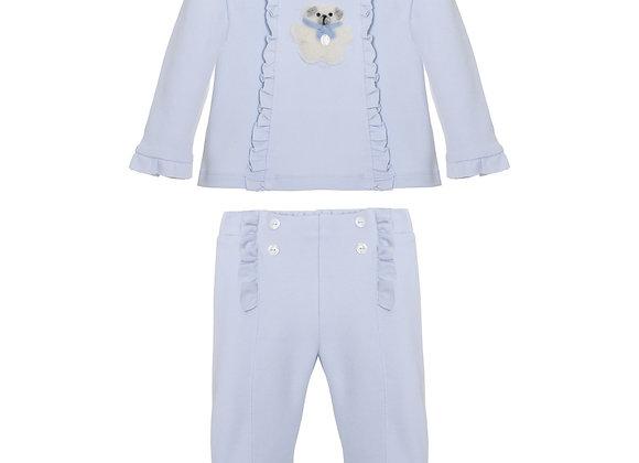 Patachou Blue Outfit