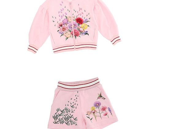 Monnalisa Shorts & Jacket