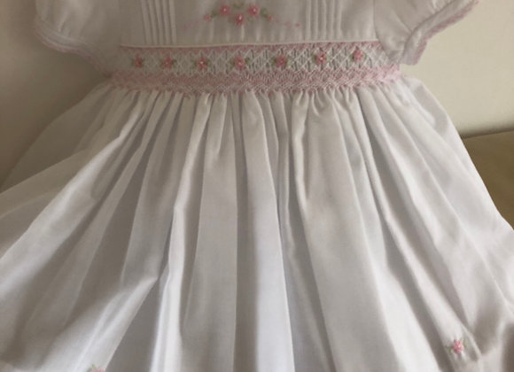 Sarah Louise Pintuck Dress