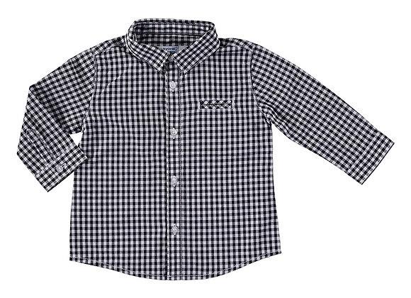 2145 Mayoral Check Shirt