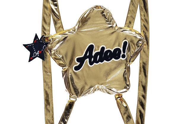 A.Dee Gold Bag