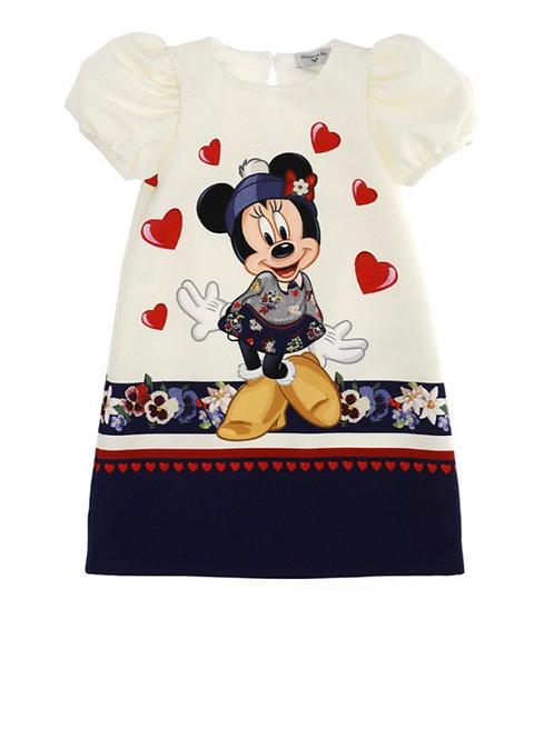 Monnalisa Minnie Dress