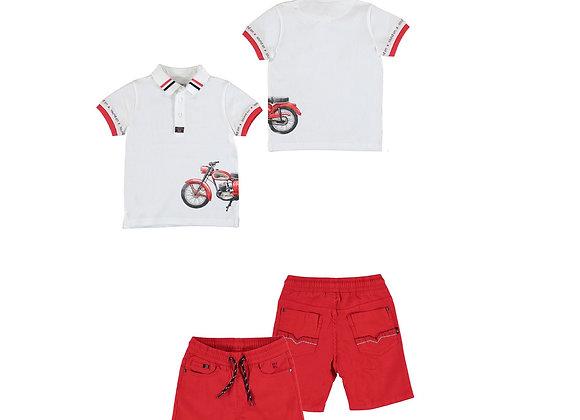 3108/3238 Motorbike Shorts Set