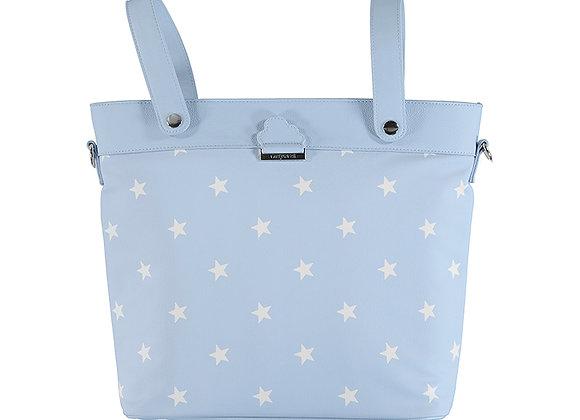 19901 Blue Pram Bag