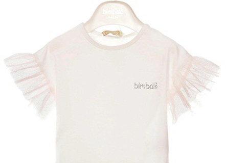 5629 Bimbalo Cream  T-shirt