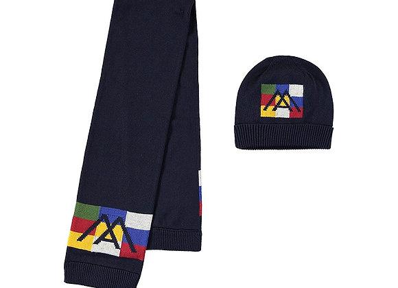 10152 Mayoral Hat & Scarf