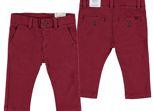 Mayoral Wine Trousers