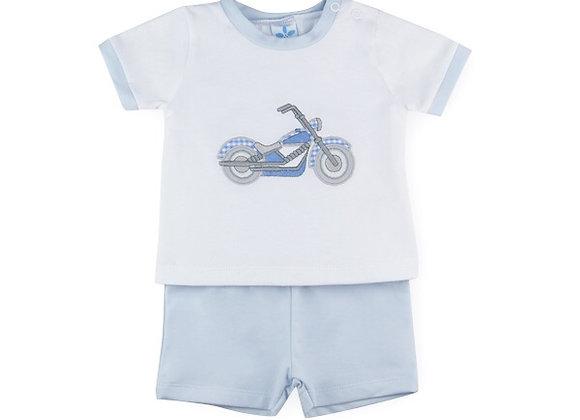 Sardon Motorcycle 2pc set