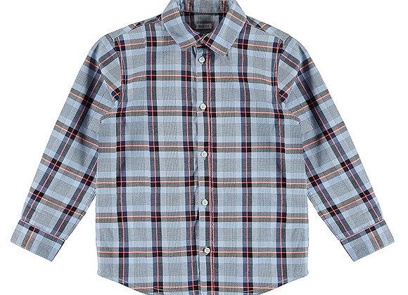 Mayoral Check Shirt 4168