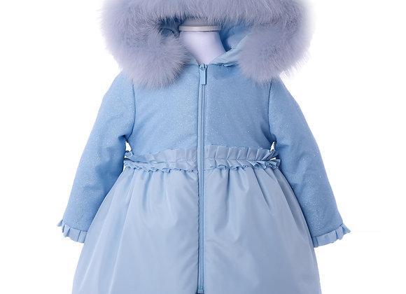 Bimbalo Pale Blue Coat