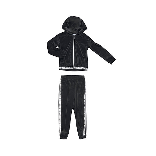 Mayoral Velour Tracksuit