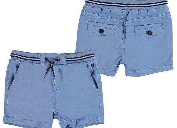 1245 Mayoral Blue Shorts
