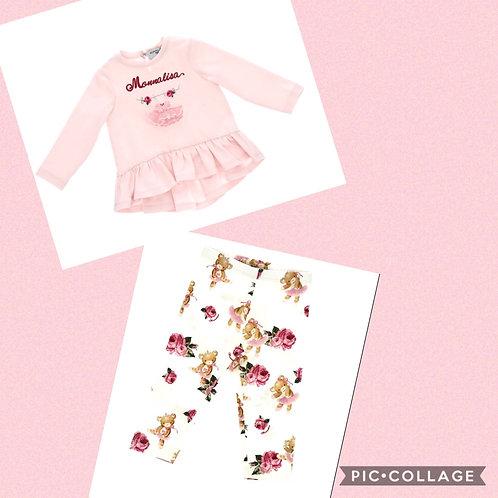 Monnalisa Bebe Outfit