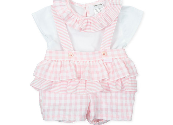 Tutto Piccolo Two-Piece Romper