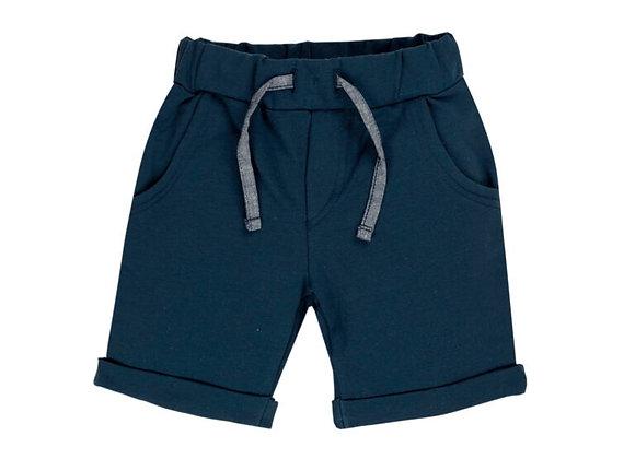 EMC Mid Blue Jersey Shorts