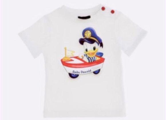 Monnalisa Donald Duck Tee