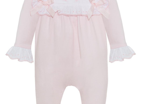 Patachou Pink Babygrow