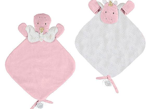 9885 Mayoral Unicorn Plush Comforter