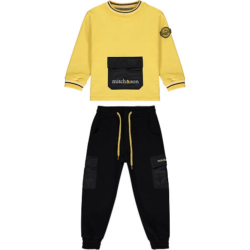 Mitch & Son Mustard Outfit