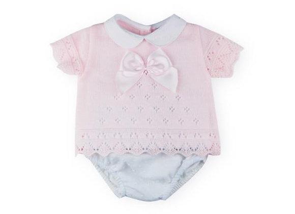 Sardon Pink Knit 2pc