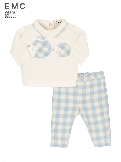 EMC Checked Outfit