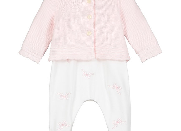 Emile et Rose Trudie Cardigan Set
