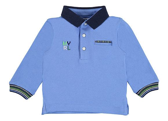 2143 Mayoral Indigo Poloshirt