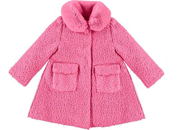 Mayoral Pink Coat