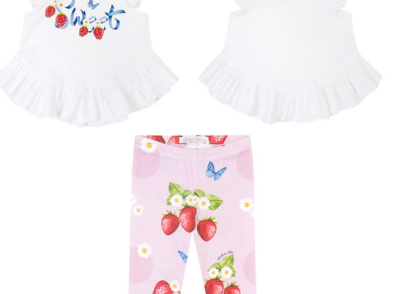 Balloon Chic Strawberry Leg Set