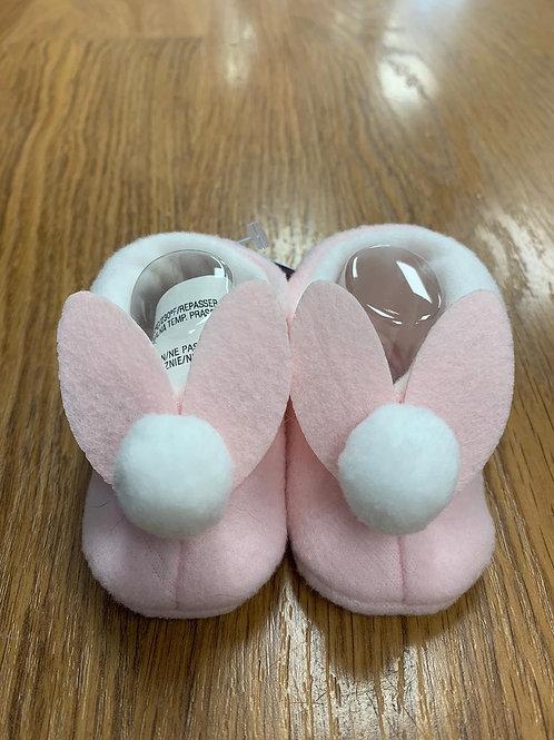 Sardon Pink Bunny Bootees