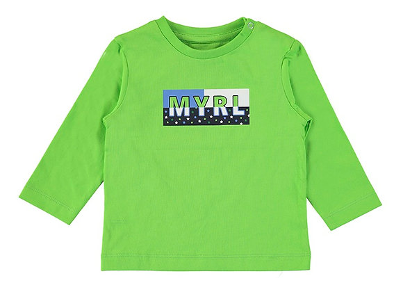 Mayoral Apple Green Top 108