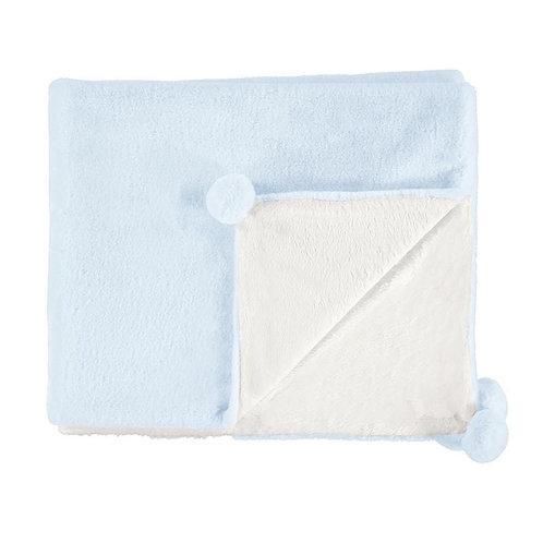 Mayoral Blanket BLUE