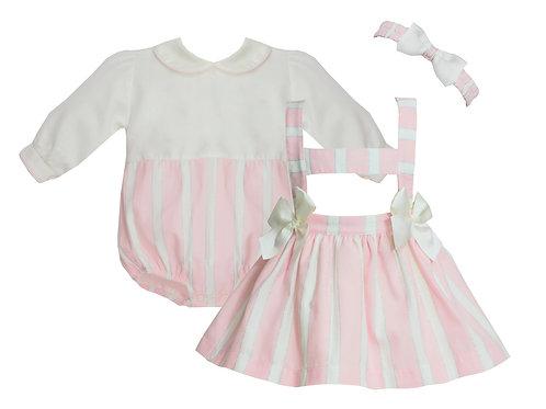 Pretty Originals Stripe Outfit