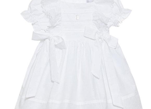 Patachou White Dress