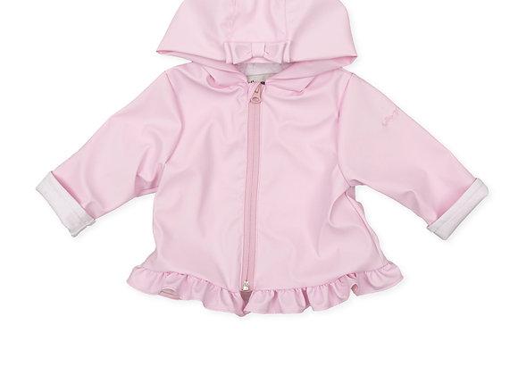 Tutto Piccolo Pink Raincoat