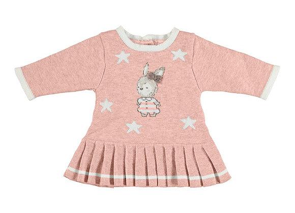 Mayoral Rose Knit Dress 2811